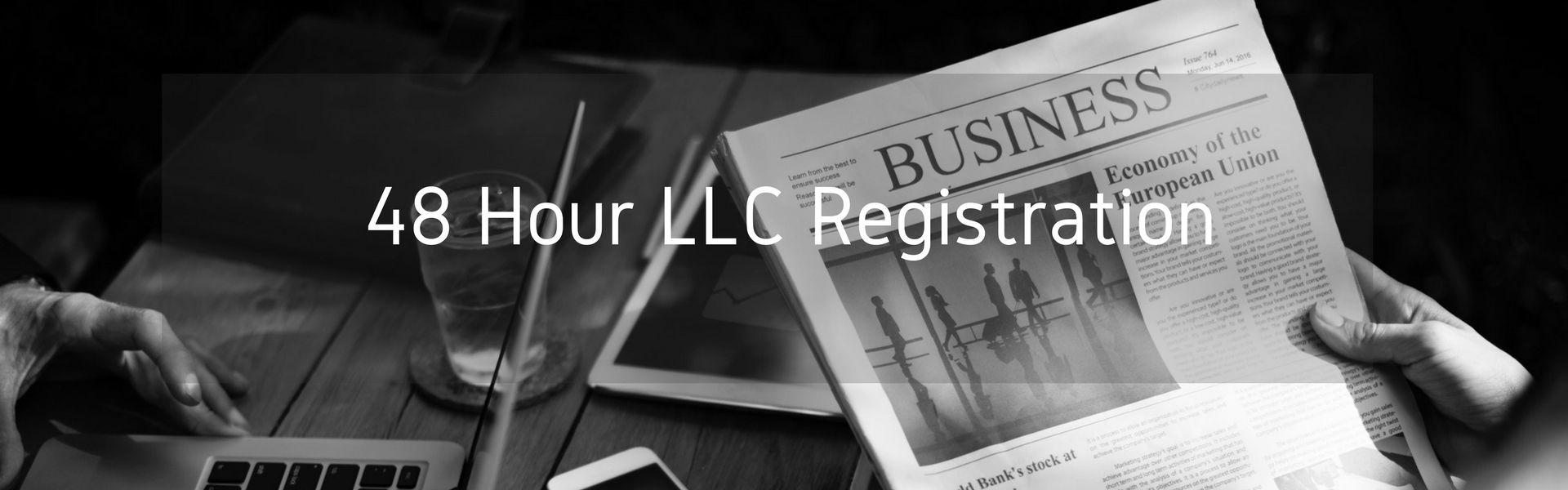 Utah LLC Registration