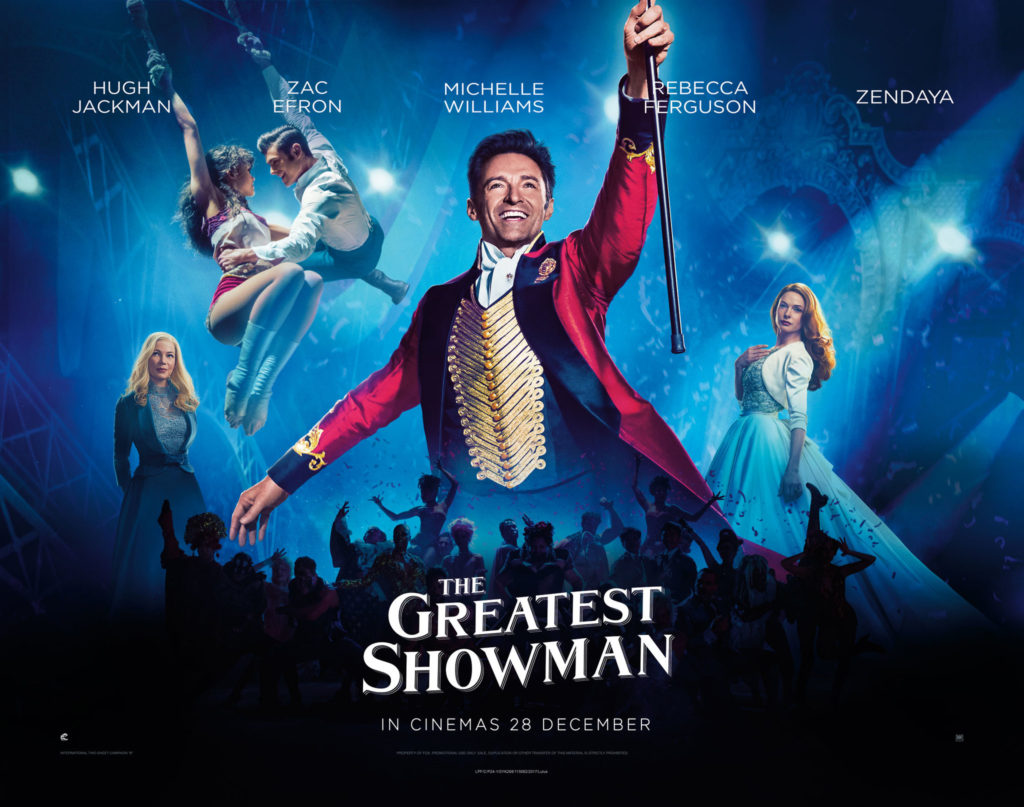 the greatest showman movie the greatest startup story